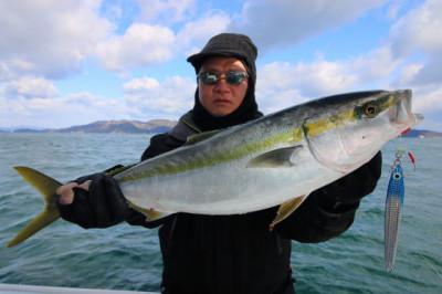 西岡遊漁の2020年12月31日(木)2枚目の写真