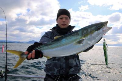 西岡遊漁の2020年12月31日(木)3枚目の写真