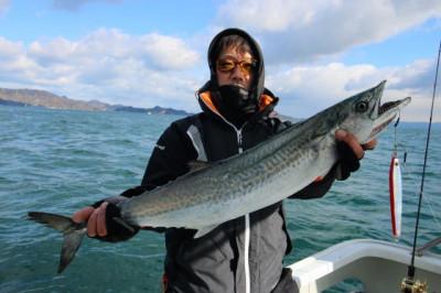 西岡遊漁の2020年12月31日(木)5枚目の写真