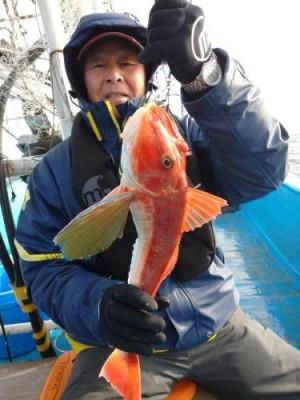 長孝丸の2021年1月7日(木)1枚目の写真