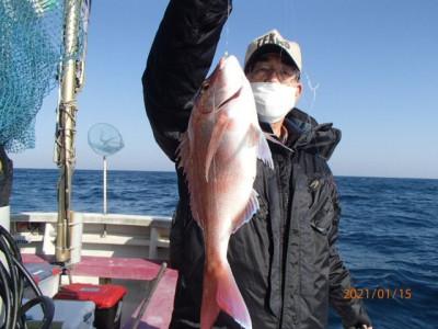 秀吉丸の2021年1月15日(金)1枚目の写真