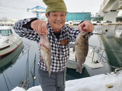 鯛多ニックの2021年1月15日(金)3枚目の写真