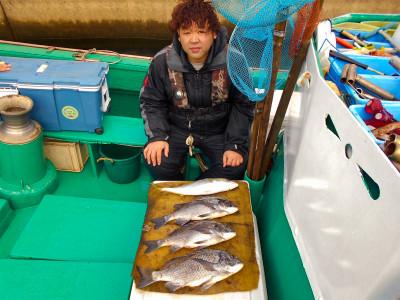 平良丸の2021年1月17日(日)3枚目の写真