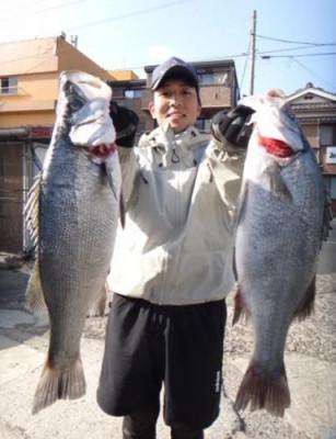 丸銀釣りセンターの2021年1月16日(土)3枚目の写真