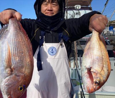 第八幸松丸の2021年1月20日(水)2枚目の写真