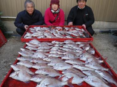 奥村釣船の2021年1月19日(火)2枚目の写真