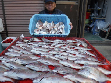 奥村釣船の2021年1月19日(火)4枚目の写真