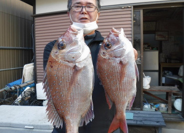 奥村釣船の2021年1月20日(水)2枚目の写真