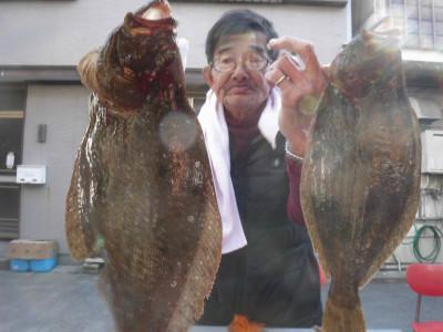 奥村釣船の2021年1月21日(木)1枚目の写真