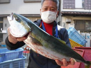 奥村釣船の2021年1月21日(木)2枚目の写真