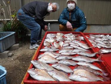奥村釣船の2021年1月22日(金)2枚目の写真