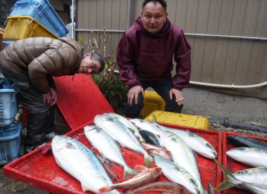 奥村釣船の2021年1月22日(金)3枚目の写真