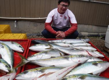 奥村釣船の2021年1月22日(金)4枚目の写真