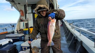 遊漁船ビックボーイの2021年1月23日(土)3枚目の写真