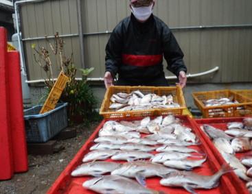 奥村釣船の2021年1月23日(土)4枚目の写真