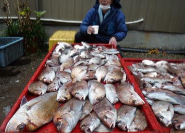 奥村釣船の2021年1月23日(土)5枚目の写真