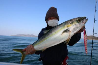 西岡遊漁の2021年1月14日(木)2枚目の写真