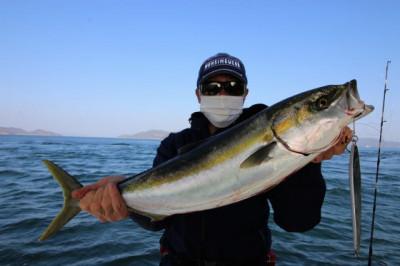 西岡遊漁の2021年1月14日(木)3枚目の写真