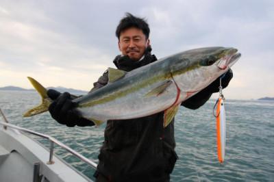 西岡遊漁の2021年1月16日(土)2枚目の写真