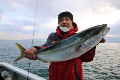 西岡遊漁の2021年1月16日(土)4枚目の写真