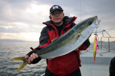 西岡遊漁の2021年1月16日(土)5枚目の写真