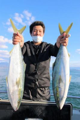 西岡遊漁の2021年1月17日(日)2枚目の写真