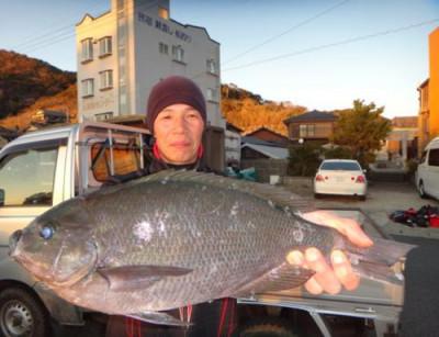 丸銀釣りセンターの2021年1月20日(水)5枚目の写真