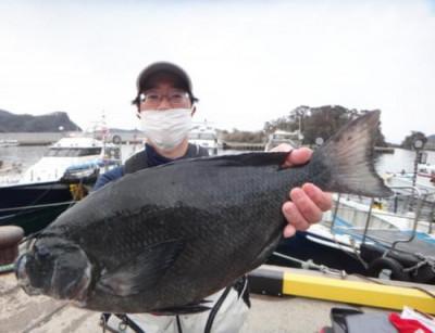 丸銀釣りセンターの2021年1月22日(金)1枚目の写真