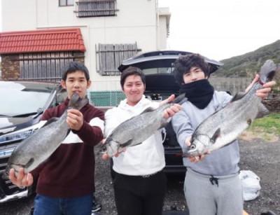 丸銀釣りセンターの2021年1月24日(日)1枚目の写真