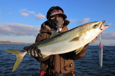 西岡遊漁の2021年1月20日(水)3枚目の写真