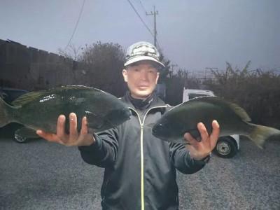 乙島丸の2021年1月3日(日)2枚目の写真