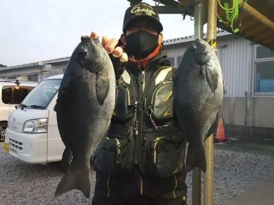 乙島丸の2021年1月12日(火)1枚目の写真