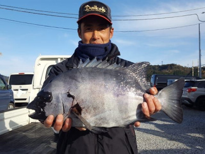 乙島丸の2021年1月12日(火)3枚目の写真