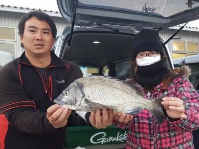 乙島丸の2021年1月14日(木)2枚目の写真