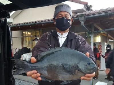 乙島丸の2021年1月14日(木)3枚目の写真