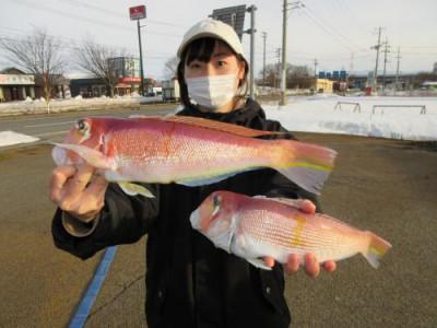 鈴木釣具店の2021年1月26日(火)1枚目の写真