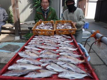 奥村釣船の2021年1月27日(水)2枚目の写真