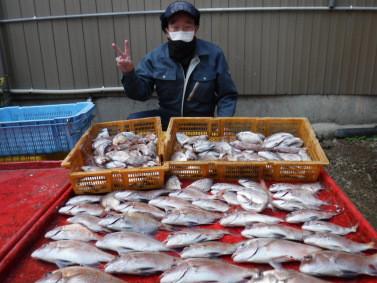 奥村釣船の2021年1月27日(水)3枚目の写真