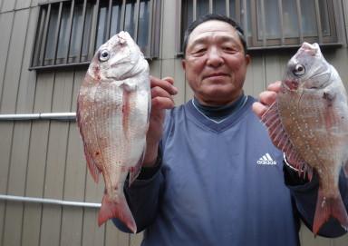 奥村釣船の2021年1月28日(木)1枚目の写真