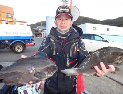 丸銀釣りセンターの2021年1月27日(水)5枚目の写真