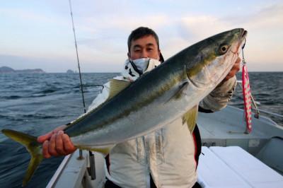 西岡遊漁の2021年1月26日(火)1枚目の写真