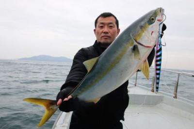 西岡遊漁の2021年1月26日(火)5枚目の写真