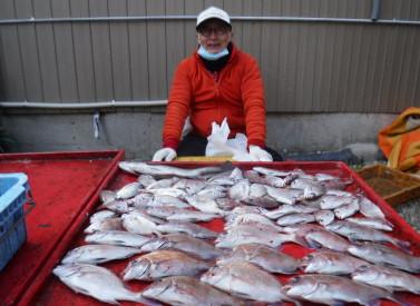 奥村釣船の2021年1月29日(金)2枚目の写真