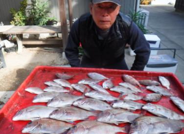 奥村釣船の2021年1月29日(金)4枚目の写真