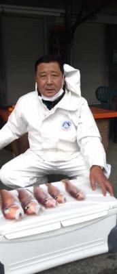 大奉丸の2021年1月26日(火)1枚目の写真