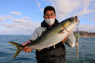 西岡遊漁の2021年1月27日(水)1枚目の写真