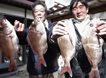 奥村釣船の2021年1月30日(土)1枚目の写真