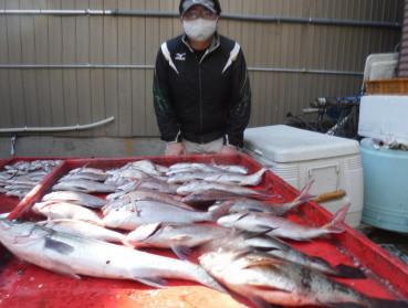 奥村釣船の2021年1月30日(土)4枚目の写真
