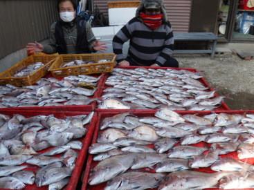 奥村釣船の2021年1月30日(土)5枚目の写真