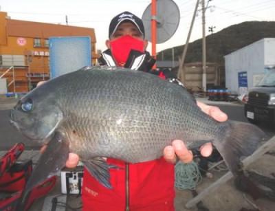 丸銀釣りセンターの2021年1月30日(土)1枚目の写真
